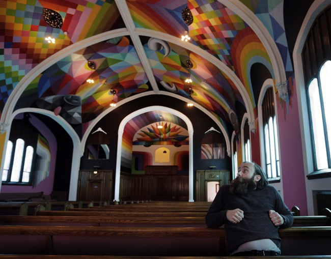 Cannabis Church Now Open
