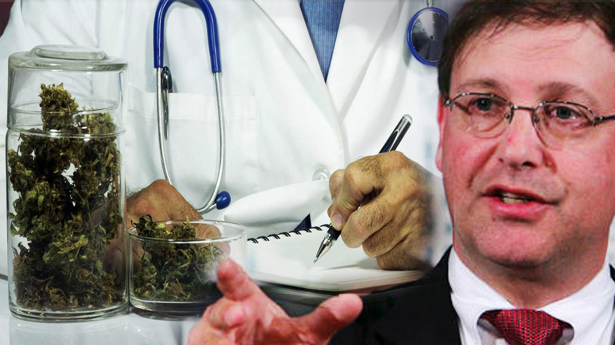DEA chief: 'Marijuana Is Not Medicine'