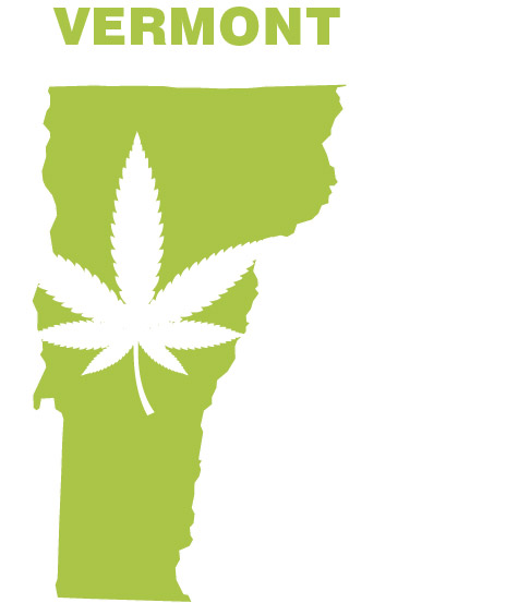 Vermont Legislature Passes Bill To Make Marijuana Legal!