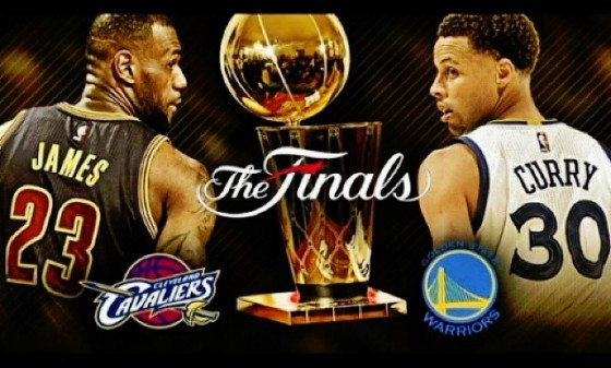 The King Falls As Golden State Take Back NBA Crown
